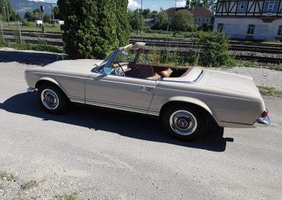 Oldtimer Autopflege