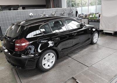 1er BMW Lackaufbereitung